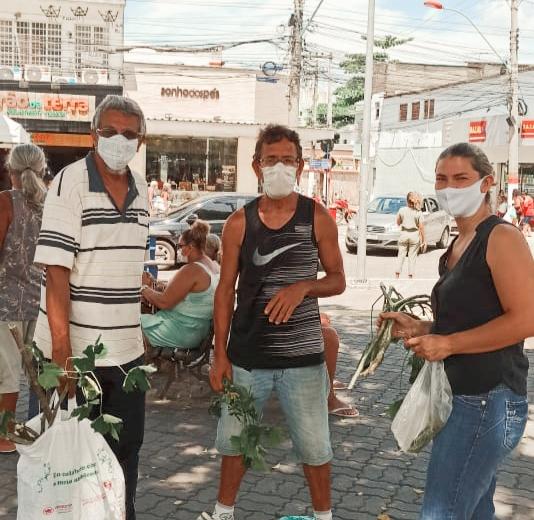 Rede Agroecológica incentiva troca de experiências em Maricá (RJ)