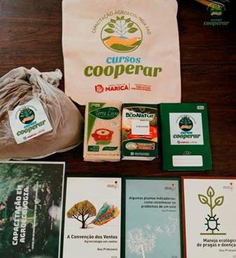 COOPERAR promoveu curso de Capacitação em Agroecologia na modalidade EaD